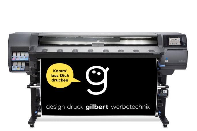 HP Latex 365 Großformatdrucker
