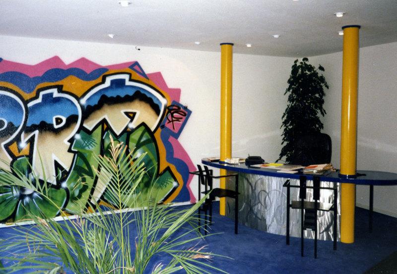 Street Art Büro