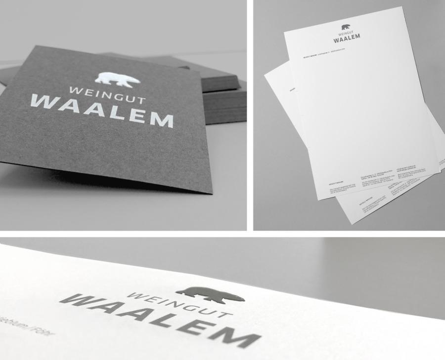 Gilbert Design Druck Werbetechnik Gmbh Visitenkarten Und